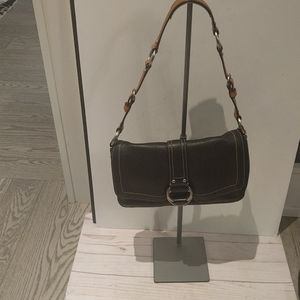 Genuine leather bag by Coach 🌸🍀🍀